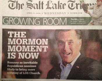 Another Failed Mormon Prophet