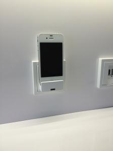 Permanent iPhone Dock