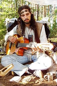 Hippie Jeebus