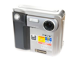 Sony Floppy Disc .3 MP Digicam