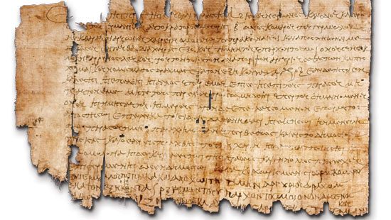 The Sacred Papyrus