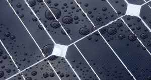 Solar Cell Closeup