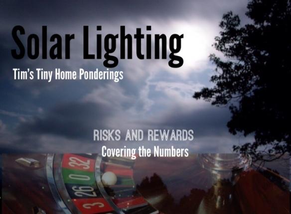 Solar Gambles