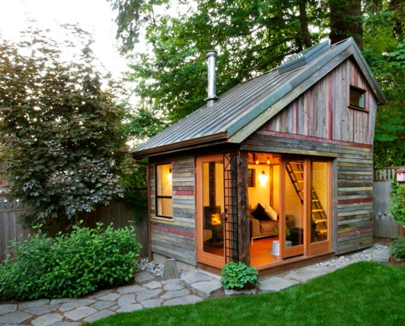 One Ideal Tiny Home Example