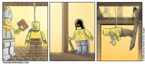 Lego Stay of Execution