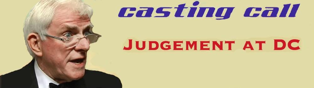 judgement at dc