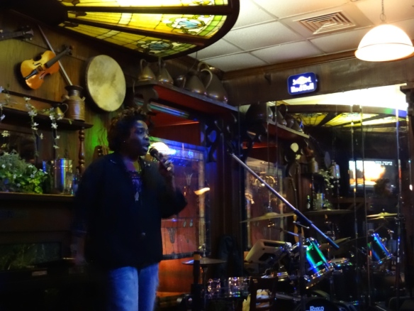 Fenian's Pub Live Performer