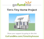 GoFundMe Tiny Home Project