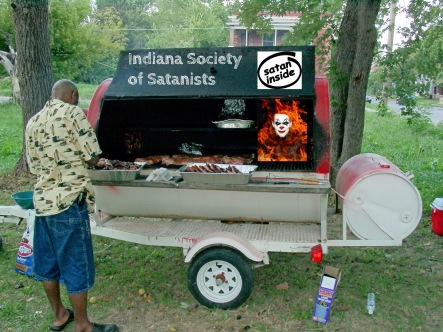 Satanist Barbecue